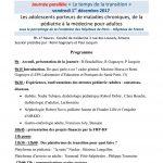 Le « temps de la transition » à Amiens le 1er décembre 2017