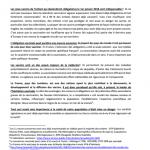 La SFSA et de nombreuses autres sociétés soutiennent la politique en faveur de la prévention des maladies infectieuses mise en œuvre par le Gouvernement et la Ministre de la Santé
